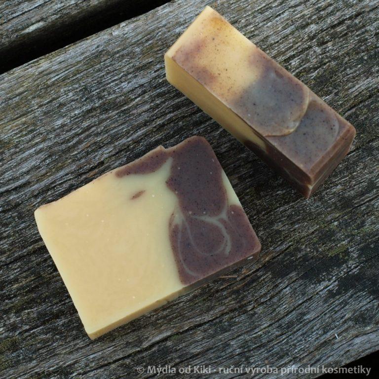 Zimní mýdlo | Mýdla od Kiki